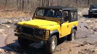 Download Off-Roading My New $70,000 Land Rover Defender Video