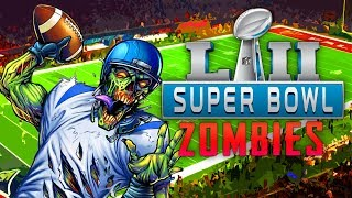 Download Superbowl 52 Zombie Mayhem (Call of Duty Zombies) Video
