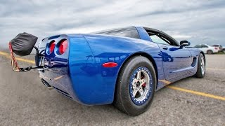 Download SUPERCHARGED C5 Corvette - Drag Strip BEAST! Video