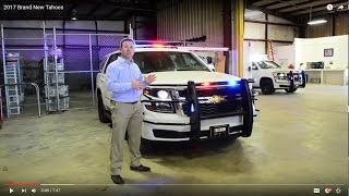 Download Sold! 2016 Chevy Tahoe SUV Police Vehicle For Sale already upfitted with Equipment, 2WD 5.3 Liter V8 Video