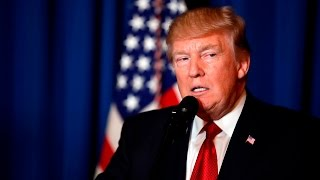 Download Watch Trump's full statement on the Syria missile strikes Video