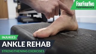 Download How to rehab an injured ankle Video