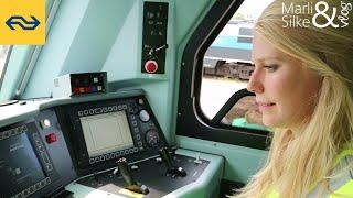 Download Een dagje mee met oNS ... VLOG#24: 'Hoe werkt de Traxx-locomotief?' Video
