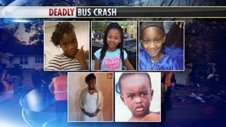 Download NTSB investigates deadly school bus crash in Chattanooga Video