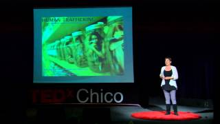 Download Hidden in plain sight - slavery in your Community: Dr. Kate Transchel at TEDxChico Video