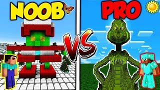 Download Minecraft - NOOB vs. PRO - THE GRINCH in REAL LIFE! Video