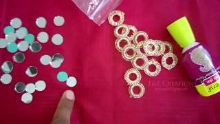 Download Simple mirror neck design cutting and stitching (DIY) Video