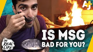 Download Why Do People Freak Out About MSG in Chinese Food? | AJ+ Video