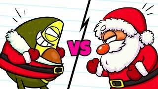 Download Santa is Vegetable?! Christmas Cartoons Video