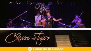 Download La Chicana presenta canciones de su último trabajo y clásicos en Clásicos del Tasso Video