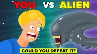 Download YOU vs XENOMORPH - How Can You Defeat and Survive It (Alien Movie) Video