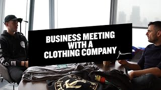 Download Starting a Clothing Line with East Coast Lifestyle | GaryVee Business Meetings Video