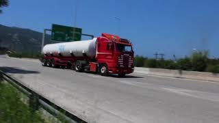 Download Compilation With Different Trucks #1  -  Scania Volvo Daf & More  -  Truck Film Mix Video