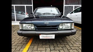 Download Chevrolet Opala Diplomata 6 cilindros 4.1/S 1990 Video