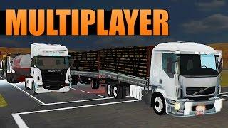 Download Grand Truck Simulator Multiplayer - Carga de Laranja + Comboio Video