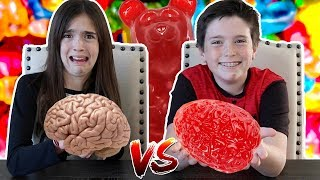 Download EVERY SINGLE GUMMY FOOD VIDEO...EVER!! (Eh Bee Family Mega Compilation) Video