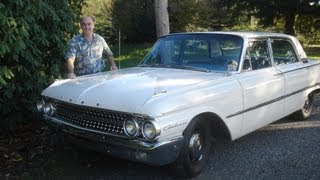 Download Driving a 1961 Ford Galaxie 390 Stick - ROAD TEST Video