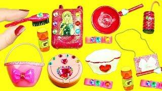 Download 10 Kolay DIY Minyatür Nasıl Yapılır? - 10 Kolay Barbie Bebek için Minyatür DIY El Sanatları Video