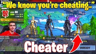 Download Nick Eh 30 Calls out Pro Player for Cheating...Full of Regret when Wrong (Intense Argument) Video