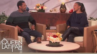 Download Mike Epps Reveals Why Oprah Was At His Audition | The Queen Latifah Show Video