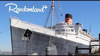 Download Disney's Forgotten Cruise Ship - The Queen Mary in Long Beach - Randomland! Video
