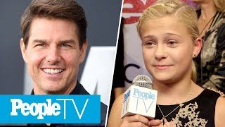 Download 'AGT' Winner Darci Lynne Farmer On Her Win, Tom Cruise Partially Blamed For Plane Crash | PeopleTV Video