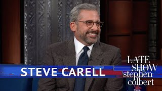 Download Steve Carell Was A Festive Mailman Video
