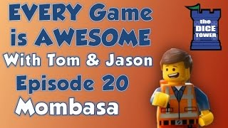 Download Every Game is Awesome 20: Mombasa Video