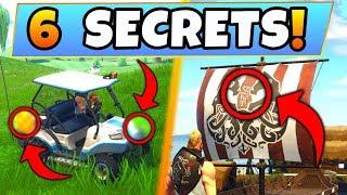 Download Fortnite Gameplay: 6 HIDDEN THINGS on THE MAP! – Hidden CHEST, ATK Secrets! (Battle Royale Season 5) Video