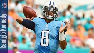 Download Marcus Mariota || Tennessee Titans || Career Highlights 2015 - 2016 Video