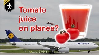 Download Why is tomato juice so popular on bord an airplane? / explained by CAPTAIN JOE Video