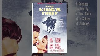 Download The King's Thief (1955) Video