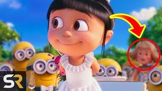 Download 10 Easter Eggs And References You Missed In Despicable Me Movies Video