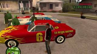 Download Old Ford Mustang in GTA San Andreas Video