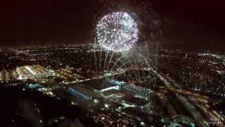 Download Disneyland and a Drone - DisneyAir Video