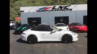 Download NEW 911 PORSCHE CARRERA 991 IN FOR CUSTOMIZATION LNC BLACK OUT PACKAGE Video
