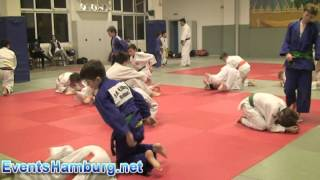 Download Judo Sport, Kinder. Judo-Trainer Slavko Tekic, Training 31.01.2013. T.H. Eilbeck e.V. Video