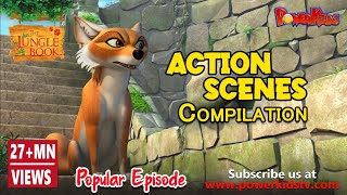 Download jungle book hindi cartoon for kids action compalion Video