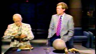 Download Disney Sound Effects Master on 80's Letterman Show Video