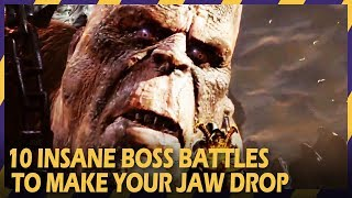 Download 10 insane boss battles that will make your jaw drop Video