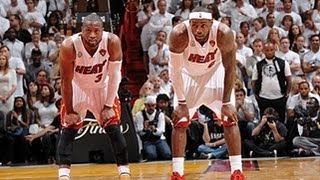 Download AMAZING Game 7 4th quarter highlights from Miami! Video
