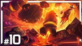Download Hearthstone: One Man Raid - BRM #10 - Blackrock Spire Heroic - Part 2 & Class Challenges Video