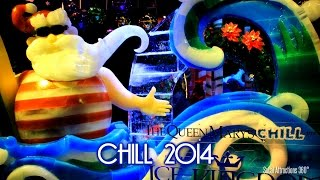 Download [HD] Tour of the Ice Kingdom at CHILL - The Queen Mary of Long Beach - ICE! Video