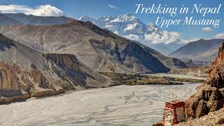 Download Trekking Nepal Himalaya Upper Mustang Video