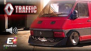 Download Renault Traffic VIRTUAL TUNING (Photoshop Render/Evo5) ft. ″Chemistry, RAW″ [#RV] Video
