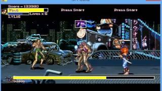 Download Super Final Fight Gold - 100% - Vega Video