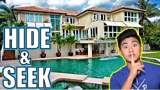 Download HIDE AND SEEK IN OUR NEW MANSION! Video