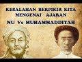 Download Kesalahan Berpikir Kita Mengenai Ajaran NU Vs Muhammadiyah Oleh Ustadz Adi Hidayat Video