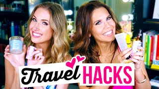 Download 10 SUMMER HACKS, TIPS & ESSENTIALS FOR TRAVEL! ✈🚗 Video