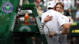 Download John Isner vs Kevin Anderson SF Highlights | Wimbledon 2018 Video